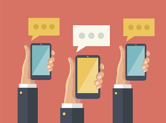 mobile messenger apps